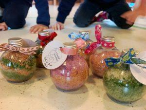 École Montessori Internationale We Love Mômes Bonne année 2020