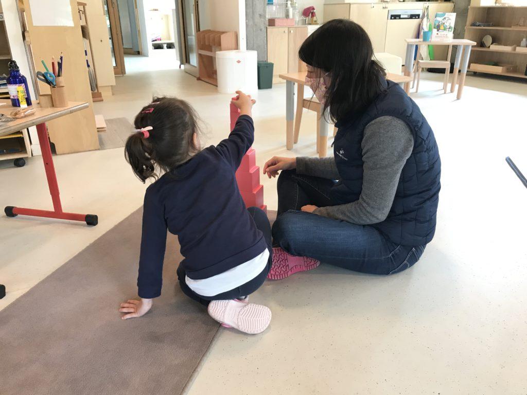 Travailler dans nos écoles Montessori internationales éco responsables