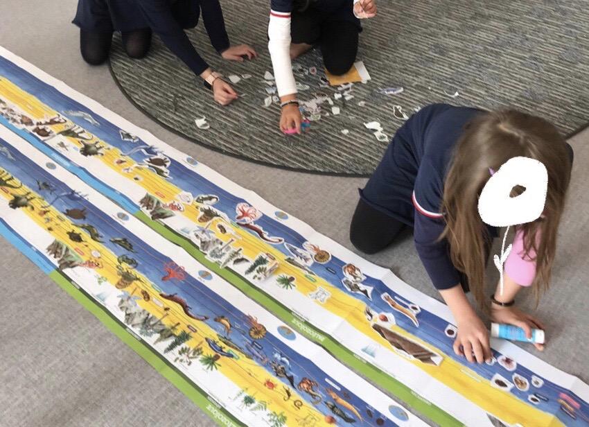 élémentaire primaire Montessori Carrières-sur-Seine Yvelines 78